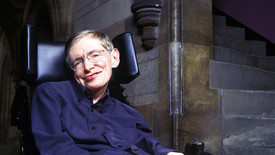 The world-famous physicist Stephen Hawking passed away on March 14, 2018. (photo: )