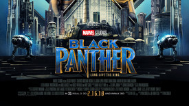 Black Panther Movie Poster (photo: )