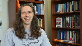 Dr. Christopher Dodsworth, Associate Professor of Philosophy and QEP Director (photo: )