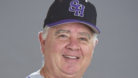 Frank Sims, head baseball coach, Spring Hill College (photo: SHC Sports Information)