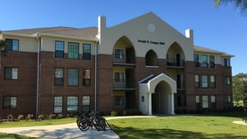 Student apartments at Spring Hill College. (photo: )