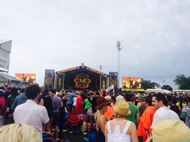 New Orleans Jazz & Heritage Festival (photo: )