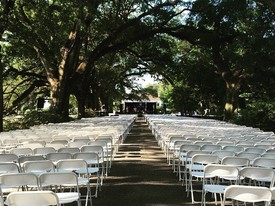 Commencement will be Saturday, May 6 at 10 a.m. on the Avenue of the Oaks. (photo: Kiva Talty)