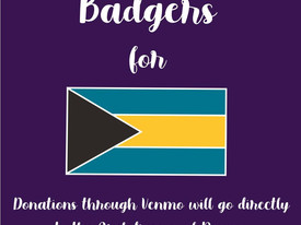 Badgers for Bahamas flyer (photo: )