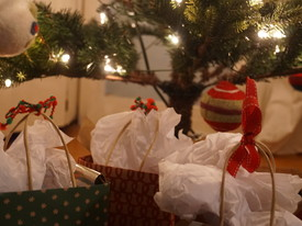 Holiday Gifts (photo: Avery Thayer)