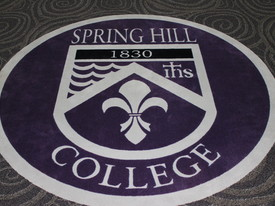 Spring Hill College Emblem (photo: )