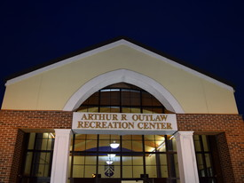Arthur R. Outlaw Recreation Center (photo: Jay Howen)