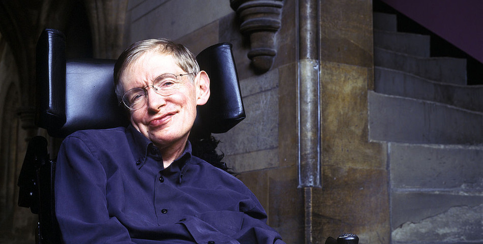 : The world-famous physicist Stephen Hawking passed away on March 14, 2018.