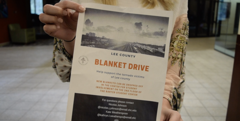 Katie Hendler: Spring Hill Students come together for a Blanket Drive