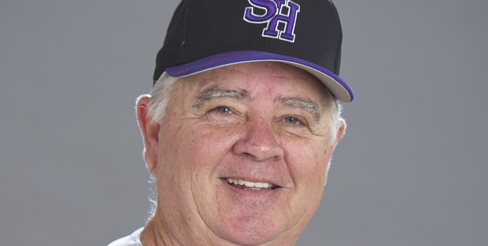 SHC Sports Information: Frank Sims, head baseball coach, Spring Hill College